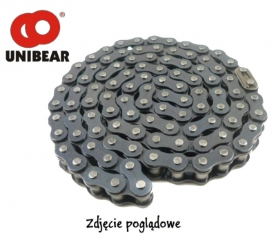 Łańcuch napędowy MX Unibear UB428MX-122 ogniwa