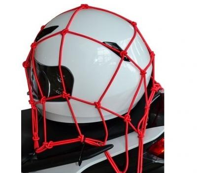 Siatka bagażowa - pająk - Oxford Cargo Net OF128 czerwona