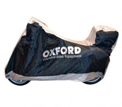 Pokrowiec na motocykl z kufrem Oxford Aquatex Top Box CV118