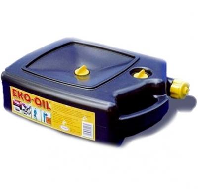 Płaski pojemnik do spuszczania oleju z motocykla