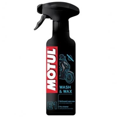 Motul E1 Wash&Wax z woskiem