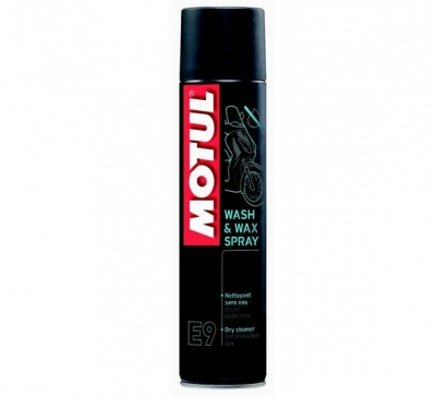 MOTUL E9 Wash&Wax Spray 400ml