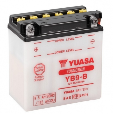 Akumulator Yuasa Vespa PX 150 E Lusso E-Start 1984-1990