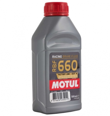 Płyn hamulcowy Motul RBF660 Factory Line DOT 5.1