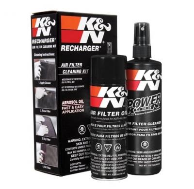 Zestaw K&N Recharger do czyszczenia filtrów powietrza