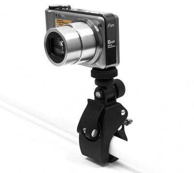 Uchwyt motocyklowy do mocowania kamery lub aparatu cyfrowego