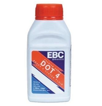 Płyn hamulcowy EBC BF004 DOT4 1 litr