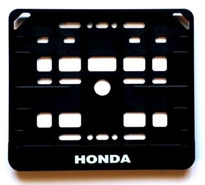 Ramka pod tablicę rejestracyjną HONDA