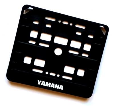 Ramka pod tablicę rejestracyjną YAMAHA