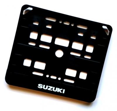 Ramka pod tablicę rejestracyjną Suzuki