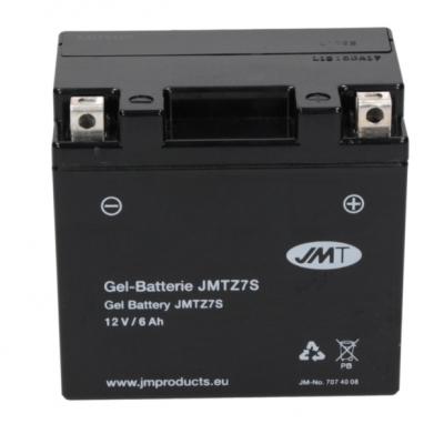 Akumulator żelowy Yamaha XT250 2008-2010 JMT WPZ7S