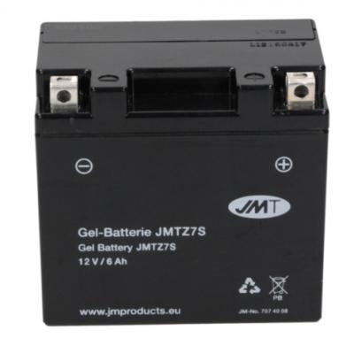 Akumulator żelowy Aprilia 50 RS4 50 2011-2012 JMT WPZ7S