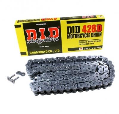 Łańcuch napędowy DID428D-130 ogniw