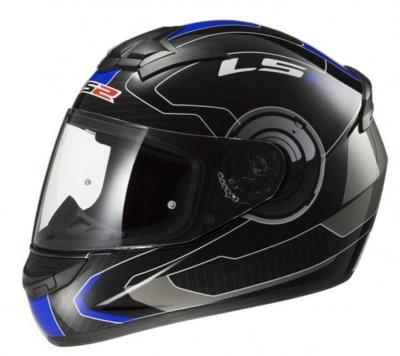 LS2 FF352 Atmos Black Blue