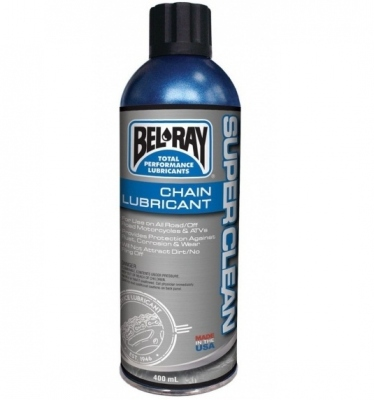 2x Smar do łańcucha Bel-Ray Superclean Chain 400ml