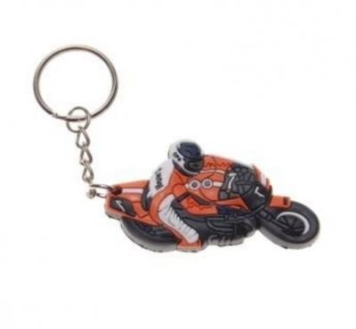 Breloczek motocykl - guma