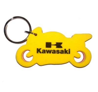 Breloczek do motocykla - Kawasaki