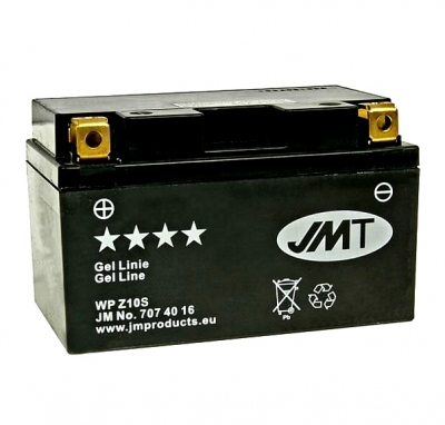 Akumulator żelowy JMT YTZ10S (WPZ10S)
