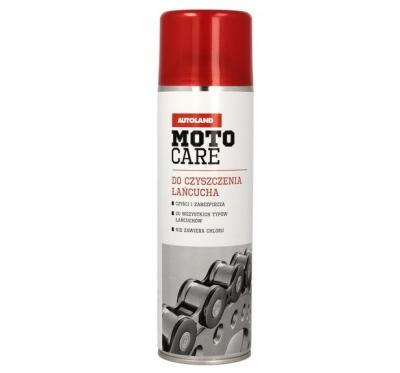 Autoland Moto Care - środek do czyszczenia łańcucha