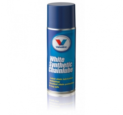 Smar do łańcuchów VALVOLINE White Syntehetic Chain Lube 400 ml