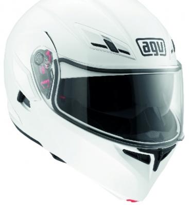 Agv Compact Biały