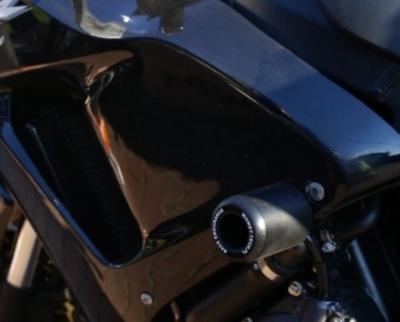Crash pady HONDA CBR 1000 RR 2006-2007 - Womet - Tech