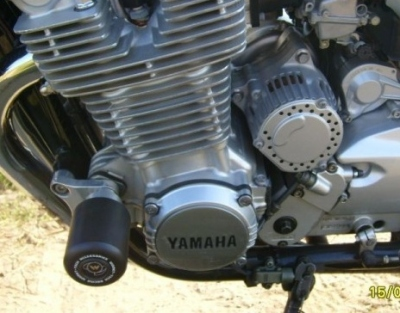 Crash pady YAMAHA XJR 1200/1300 - Womet - Tech