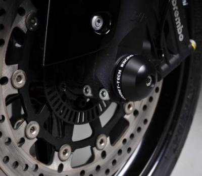 Crash pady przedniej osi KTM 990 Superduke Supermoto R/T 2004-2013