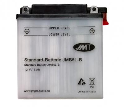 Akumulator High Power JMT YB5L-B (CB5L-B)