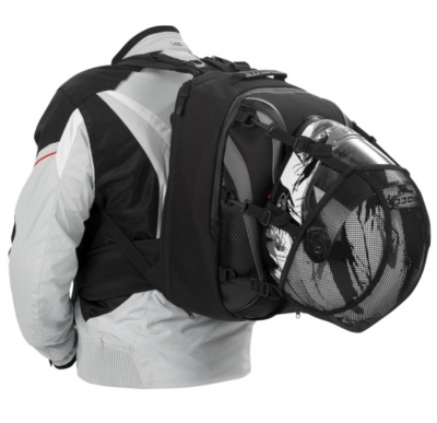 Plecak motocyklowy Buse z mocowaniem na kask