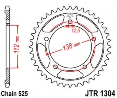 JT JTR1304.42