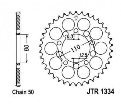 JT JTR1334.43