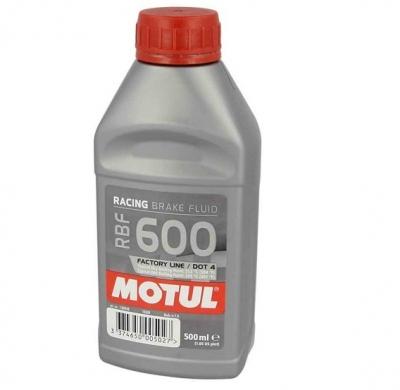 Płyn hamulcowy Motul RBF 600 Factory Line DOT4
