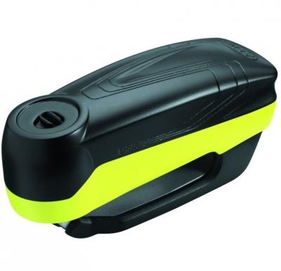 Blokada tarczy z alarmem ABUS Detecto 7000 RS 3, kolor żółty