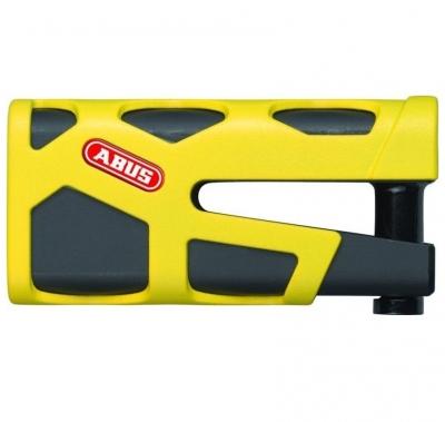 Blokada tarczy hamulcowej ABUS 77 Granit, kolor żółty