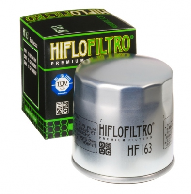 Filtr oleju Hiflo HF163 BMW
