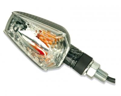 Kierunkowskazy LED VIC-9396 Carbon (zestaw 2 szt)
