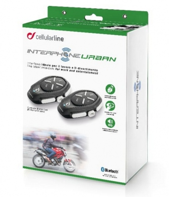 Interphone Urban TP Twin Pack