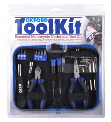 Oxford OF291 Tool kit zestaw narzędzi dla motocyklisty