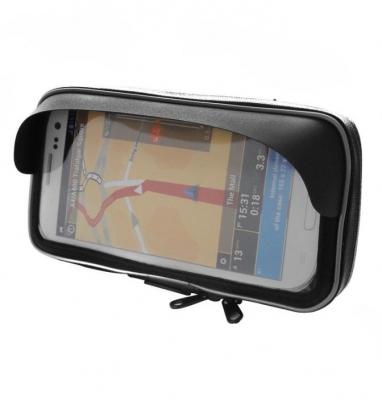 Uchwyt mocowanie GPS z daszkiem na telefon nawigację
