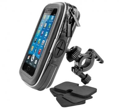 Wodoodporny uchwyt na motocykl do telefonu montowany na kierownice