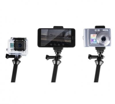Monopad Powerbee GEP300 do Gopro/kamer/aparatów 300cm