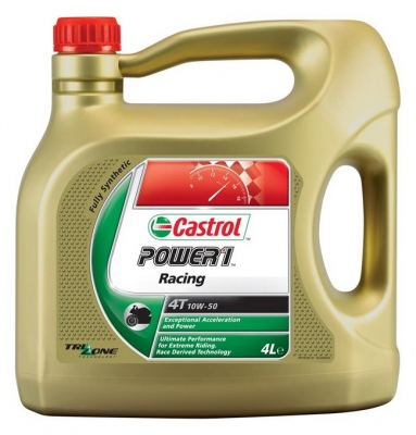 Castrol Power 1 Racing 4T 10W50 4L litry