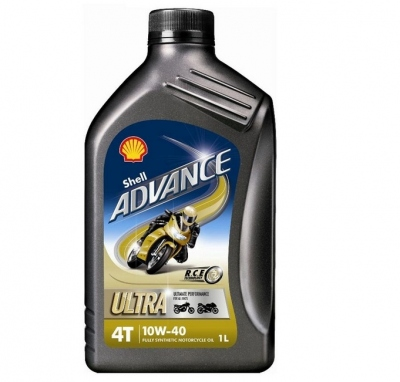 Shell Advance Ultra 4T 10W40 1 Litr