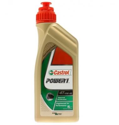Olej półsyntetyczny Castrol Power1 10W40 1 litr