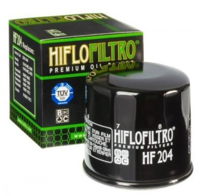 Filtr oleju Honda VFR800 Fi Interceptor RC46 2002-2003 Hiflo HF204