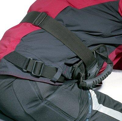 Oxford Rider Grips OF589 - Pas z uchwytem dla pasażera
